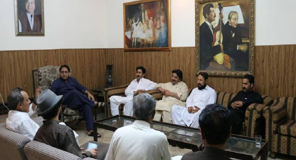Session at Gulzar House